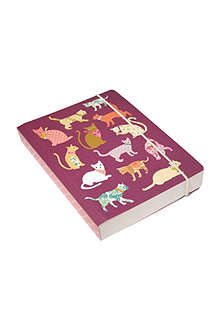 Cats A6 notebook