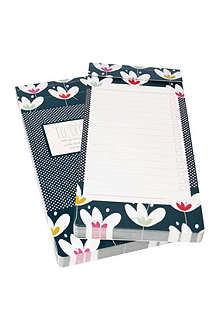 GO STATIONERY Tulip Garden To Do List pad