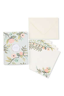 RIFLE PAPER Antoinette social stationery set