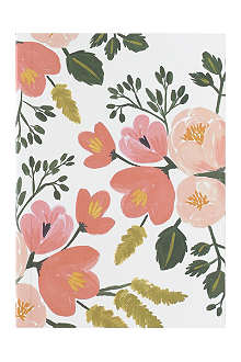 RIFLE PAPER Botanical rose journal