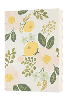 RIFLE PAPER Botanical canary journal