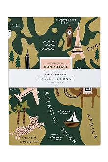 RIFLE PAPER Bon voyage travel journal