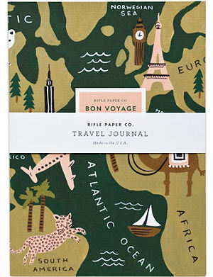 RIFLE PAPER Bon voyage travel journal
