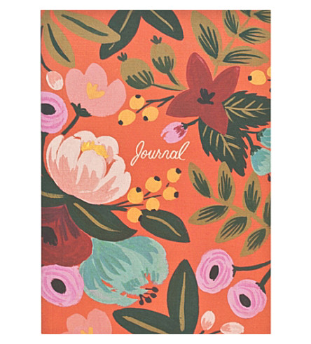 RIFLE PAPER Evelina journal