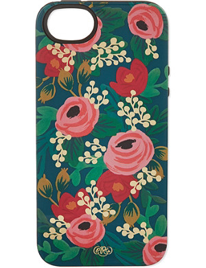 RIFLE PAPER Rosa iPhone 5 case