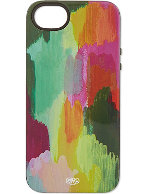 RIFLE PAPER Watercolour iPhone 5 case