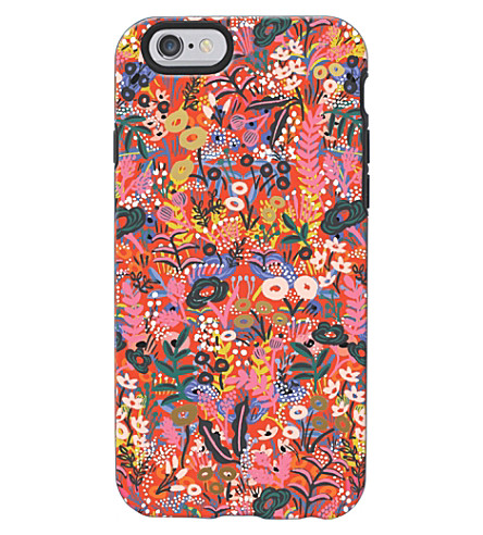 RIFLE PAPER Tapestry iPhone case