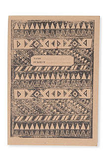 KATIE LEAMON Aztec A5 notebook