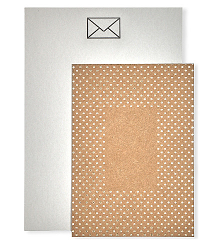 KATIE LEAMON Envelope A5 letter writing set
