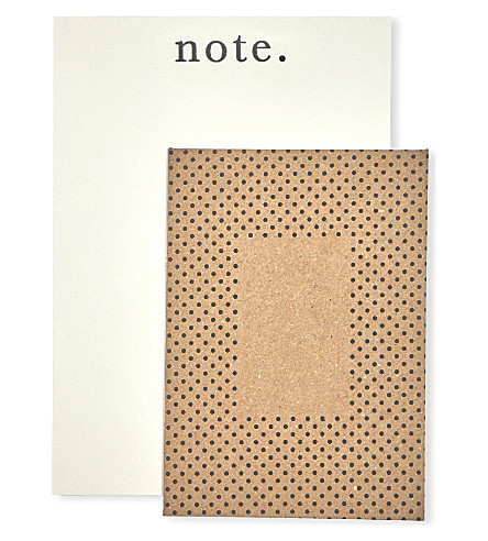 KATIE LEAMON Note A5 letter writing set