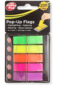 PUKKA PADS Pop-up indicator flags