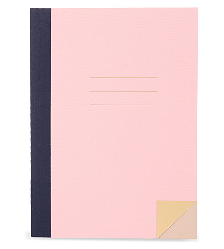 STUDIO SARAH Lined notebook