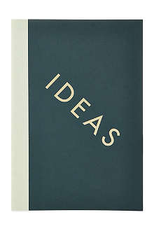 STUDIO SARAH Ideas notebook
