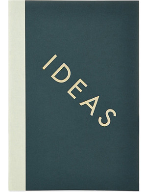STUDIO SARAH Ideas notebook