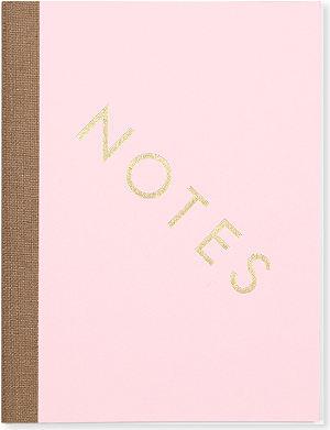STUDIO SARAH Notes notebook