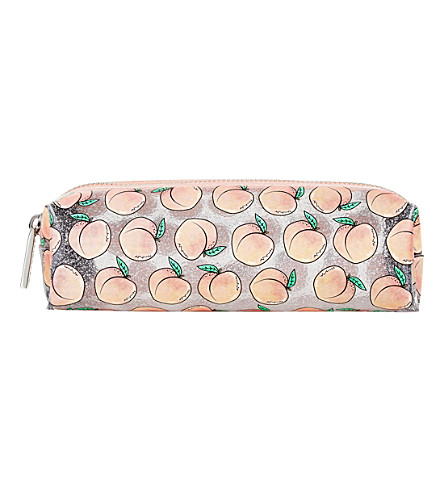 SKINNYDIP Peachy pencil case