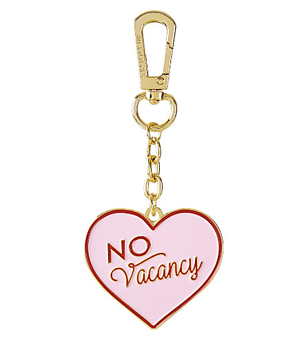 SKINNYDIP No Vacancy key charm