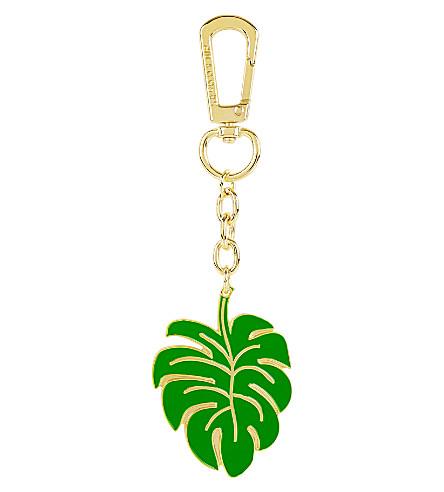 SKINNYDIP Palm key charm