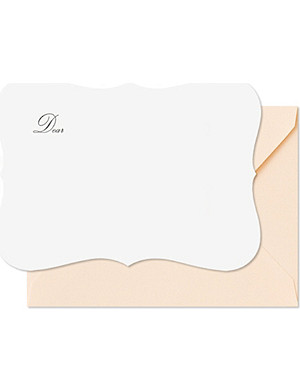 SUGAR PAPER Dear note set