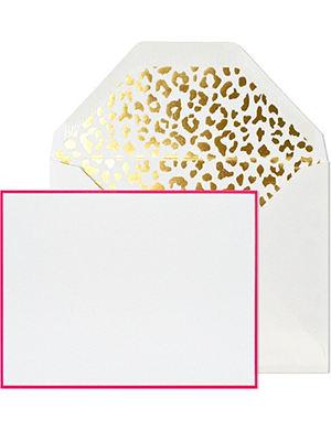 SUGAR PAPER Sassy note set