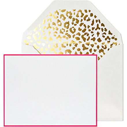 SUGAR PAPER Sassy note set