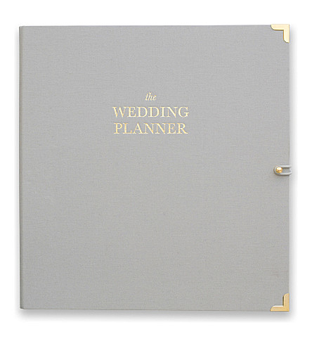 SUGAR PAPER Wedding Planner