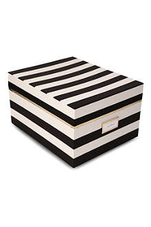 KATE SPADE Set of three nesting boxes