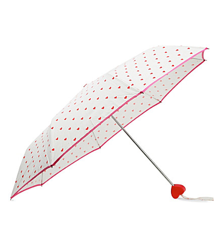 BANDO Rain or shine hearts umbrella