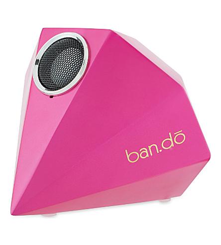 BANDO Giant gem speaker