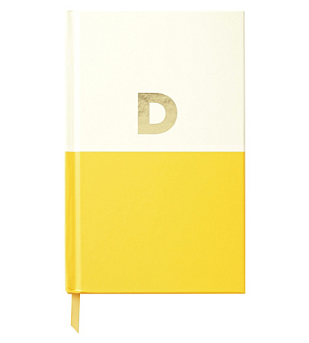 KATE SPADE NEW YORK Initial journal D