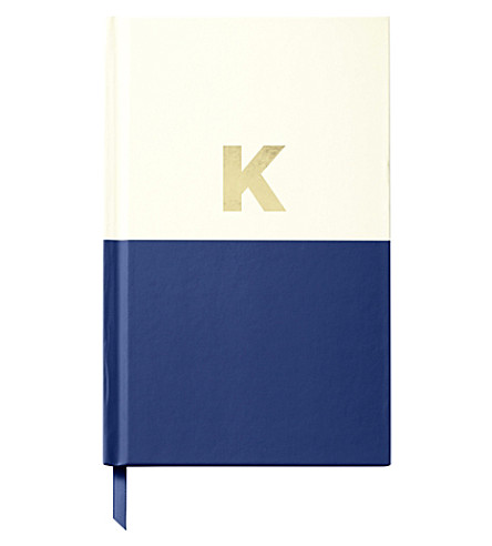 KATE SPADE NEW YORK Initial journal K