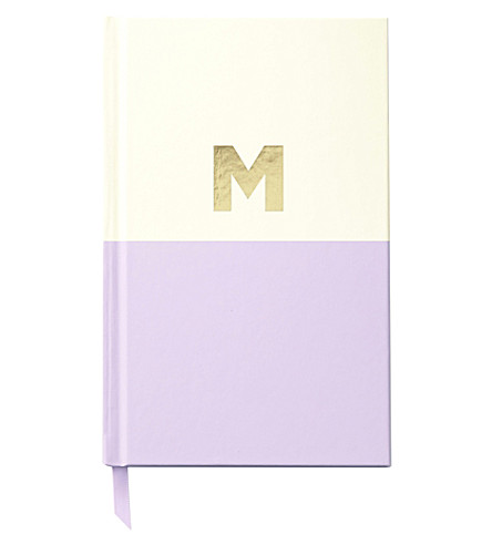 KATE SPADE NEW YORK Initial journal M