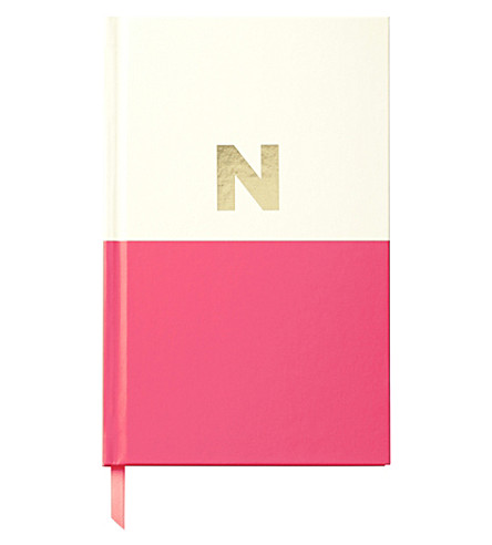 KATE SPADE NEW YORK Initial journal N