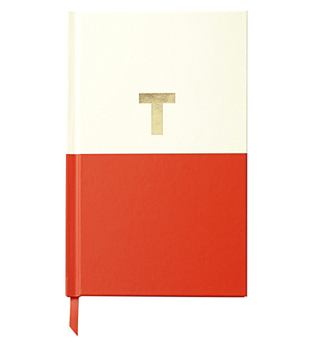 KATE SPADE NEW YORK Initial journal T