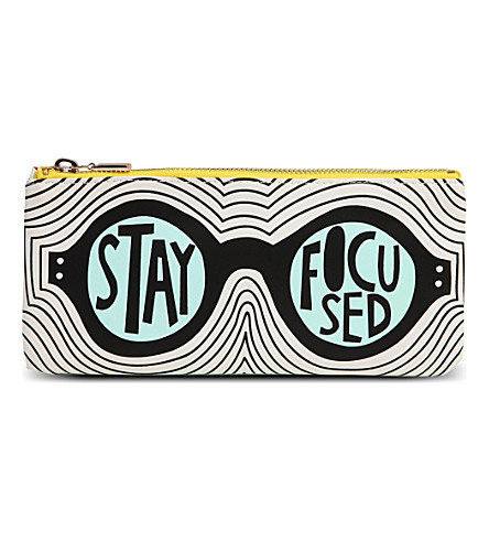 BANDO Stay Focused pencil pouch