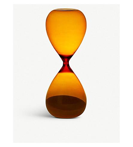 hightide hourglass glass timer 22 5cm selfridges com