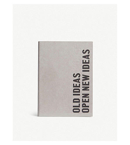 HAPPILY EVER PAPER旧思想打开新点子填充笔记本 21厘米 x 15厘米