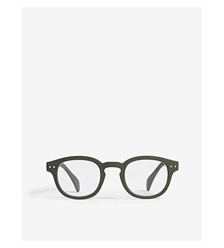 IZIPIZI LetMeSee #C oval-shaped reading glasses +1.50