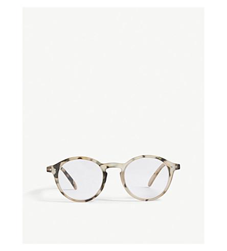 IZIPIZI LetmeSee tortoise reading glasses +1.00