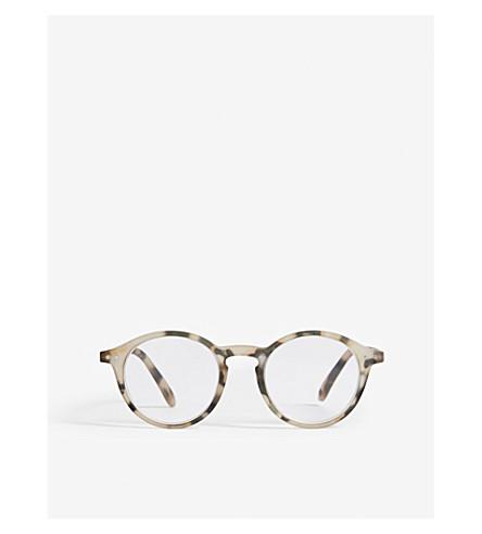 IZIPIZI Tortoise-print reading glasses +1.50