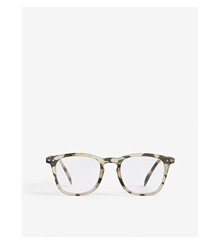 IZIPIZI LetmeSee rectangle-frame reading glasses +1.00