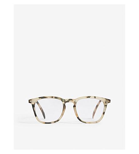 IZIPIZI LetmeSee square-frame reading glasses +1.50