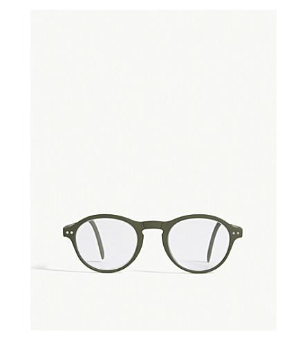 IZIPIZI LetMeSee #F oval-shaped reading glasses +2.00