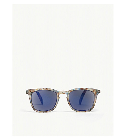 IZIPIZI SUN #E tortoiseshell polarized sunglasses +3.00