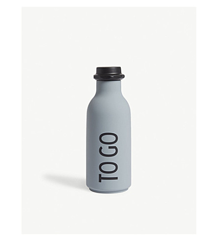DESIGN LETTERS To Go water bottle 500ml