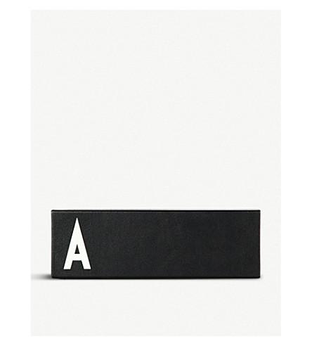 DESIGN LETTERS Personal steel pencil case A