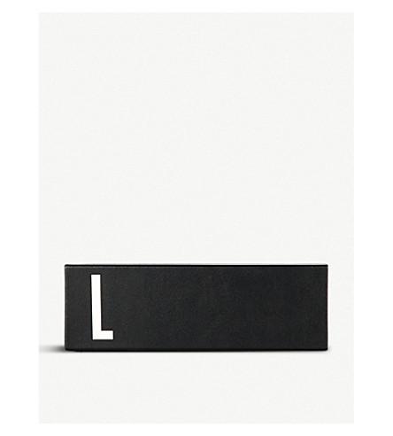 DESIGN LETTERS Personal steel pencil case L