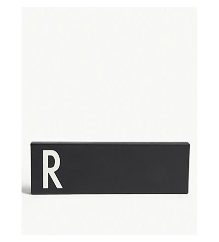 DESIGN LETTERS R personal pencil case