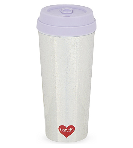 BANDO Hot Stuff Disco thermal mug