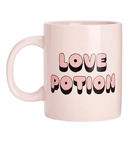 BANDO Hot stuff love potion ceramic mug